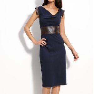Maggy London• Ponte knit sheath dress• size 4